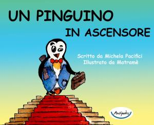 Un pinguino in ascensore